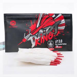 Coil Master Dart King Cotton 20 pcs Japanese Organic Vape
