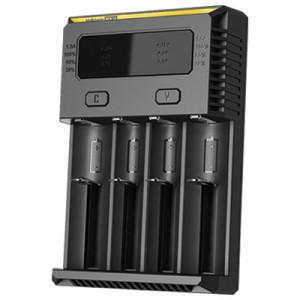 Nitecore Intellicharger New I4 Li-ion\NiMH Battery 4-slot Charger