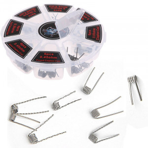 Demon Killer 8-in-1 Alien Wire Coil Kit