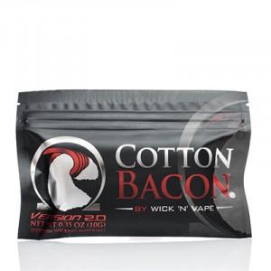 Organic Cotton Bacon V2 BY WICK 'N' VAPE