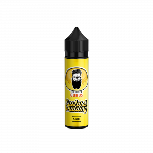 The Vape Gurus - Custard Pudding
