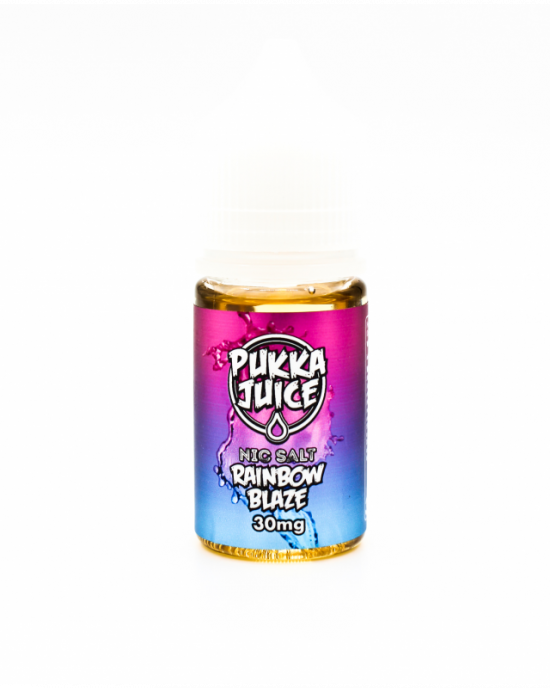 Pukka Juice - Rainbow Blaze Nic Salt 30ml