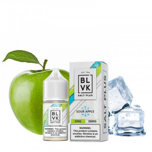 BLVK Unicorn - Sour Apple Ice Nic Salt