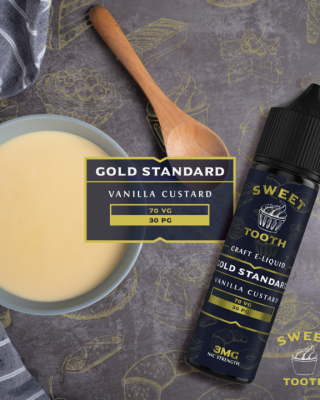 Explosion - Sweet Tooth Vanilla Custard