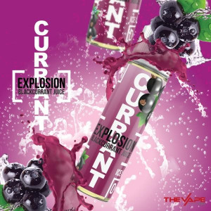 Explosion - Blackcurrant