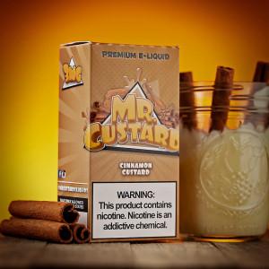 Mr.Freeze E-Liquids - Cinnamon Custard 100ml