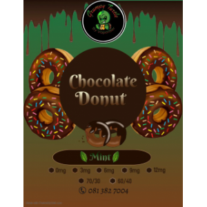 Grumpy Turtle Diy - Choc Donut Mint
