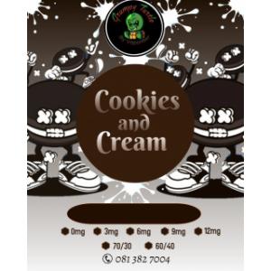 Grumpy Turtle Diy - Cookies and cream