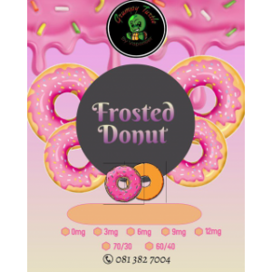 Grumpy Turtle Diy - Frosted Donut