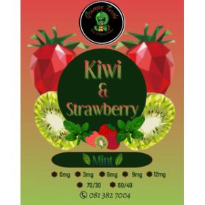 Grumpy Turtle Diy - Kiwi Strawberry Mint