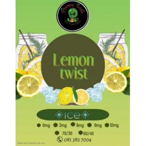 Grumpy Turtle Diy - Lemon Twist Ice