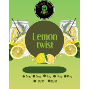 Grumpy Turtle Diy - Lemon Twist