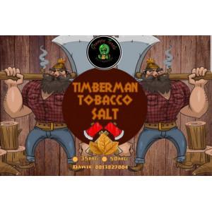 Grumpy Turtle Diy - Timberman Tobacco Salt Nic