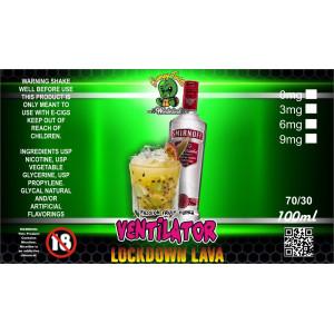 Lockdown Lava - Ventilator