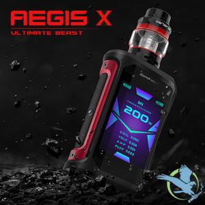 Geek Vape Aegis X 200W TC Starter Kit