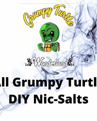 Grumpy Turtle Diy Nic-Salt