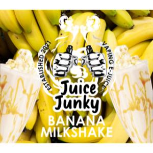 Juice Junky - Banana Milkshake