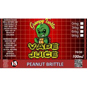 Grumpy Turtle Diy - Peanut Brittle